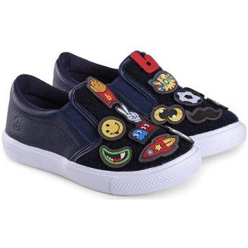 Pantofi Băieți Sneakers Bibi Shoes Pantofi Casual Baieti Bibi Agility II Bleumarin