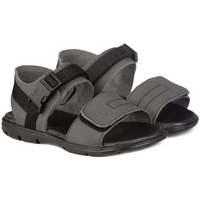 Pantofi Băieți Sandale  Bibi Shoes Sandale Baieti Bibi Basic Gri Gri