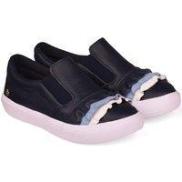 Pantofi Fete Pantofi sport Casual Bibi Shoes Pantofi Sport Fete Bibi Agility Naval Cu Volane Bleumarin