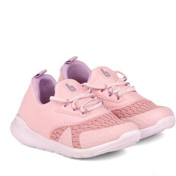 Pantofi Fete Sneakers Bibi Shoes Pantofi Sport Fete Bibi Easy Roz/Astral Roz