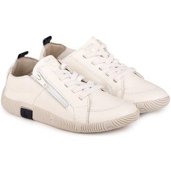 Pantofi Băieți Pantofi sport Casual Bibi Shoes Pantofi Baieti Bibi Walk New Albi Alb