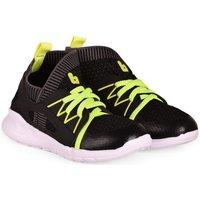 Pantofi Băieți Sneakers Bibi Shoes Pantofi Sport Baieti Bibi Easy Negri Negru