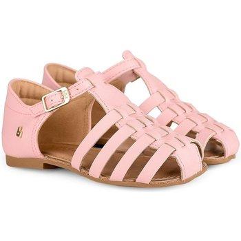 Pantofi Fete Sandale  Bibi Shoes Sandale Fete Miss Bibi Sweet Roz