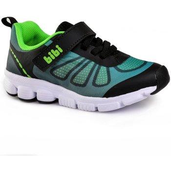 Pantofi Băieți Sneakers Bibi Shoes Pantofi Sport Baieti BIBI Icon Baby Verde Verde
