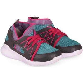 Pantofi Fete Sneakers Bibi Shoes Pantofi Sport Fete Bibi Easy Gri Gri