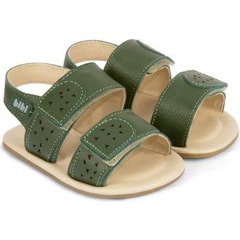 Pantofi Băieți Sandale  Bibi Shoes Sandale Baietei Bibi Afeto Verzi Verde