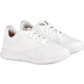Pantofi Fete Sneakers Bibi Shoes Pantofi Sport Fete Bibi Easy Albi Alb