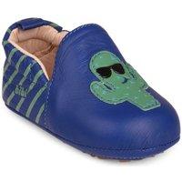 Pantofi Băieți Sneakers Bibi Shoes Pantofi Baietei Bibi Afeto New Albastru-Cactus Albastru