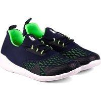 Pantofi Băieți Sneakers Bibi Shoes Pantofi Sport Baieti Bibi Easy Bleumarin/Verde Bleumarin