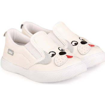 Pantofi Băieți Pantofi sport Casual Bibi Shoes Pantofi Baieti Bibi Agility Mini Albi-Catel Alb