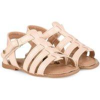 Pantofi Fete Sandale  Bibi Shoes Sandale Fete Miss Bibi Sampanie Roz deschis