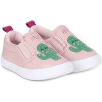 Pantofi Băieți Pantofi sport Casual Bibi Shoes Pantofi Fete Bibi Agility Mini Roz-Cactus Roz
