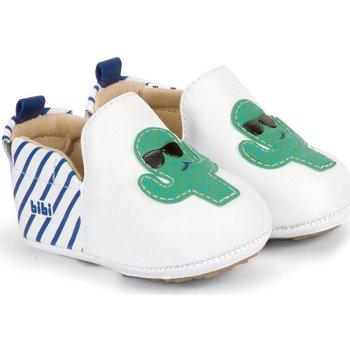 Pantofi Băieți Pantofi sport Casual Bibi Shoes Pantofi Baietei Bibi Afeto New Albi-Cactus Alb