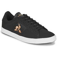 Pantofi Femei Pantofi sport Casual Le Coq Sportif ELSA Negru / Roz