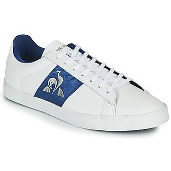 Pantofi Femei Pantofi sport Casual Le Coq Sportif ELSA Alb / Albastru