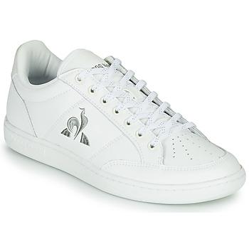 Pantofi Femei Pantofi sport Casual Le Coq Sportif COURT CLAY W Alb