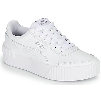 Pantofi Femei Pantofi sport Casual Puma CARINA LIFT Alb