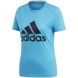 Îmbracaminte Femei Tricouri mânecă scurtă adidas Originals Must Haves Bos Tee Albastre