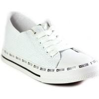 Pantofi Femei Pantofi sport Casual Big Star FF274024 Alb