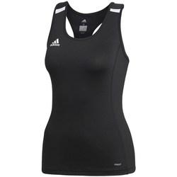 Îmbracaminte Femei Maiouri și Tricouri fără mânecă adidas Originals Team 19 Tank Negre