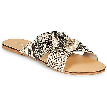 Pantofi Femei Papuci de vară Jonak JASMINE Maro / Piton