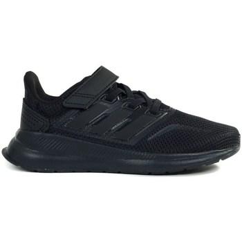 Pantofi Copii Trail și running adidas Originals Runfalcon C Negre