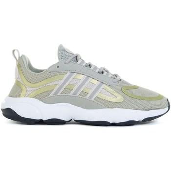 Pantofi Copii Trail și running adidas Originals Haiwee J Verde, Galbene