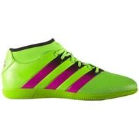 Pantofi Bărbați Fotbal adidas Originals Ace 163 Primemesh IN Negre, Verde, Roz