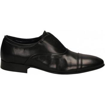 Pantofi Bărbați Pantofi Derby Eveet HORSE KING nero