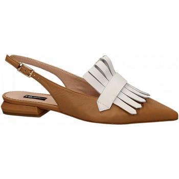 Pantofi Femei Pantofi cu toc Tosca Blu BORA BORA 59w-cuoio-bianco