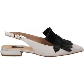 Pantofi Femei Pantofi cu toc Tosca Blu BORA BORA c88-bianco-nero