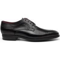 Pantofi Bărbați Pantofi Oxford  Keelan 63211 BLACK