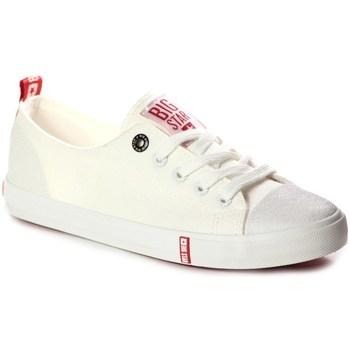 Pantofi Femei Pantofi sport Casual Big Star FF274087 Crem