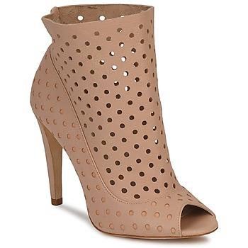 Pantofi Femei Botine Bourne RITA Nude