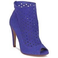 Pantofi Femei Botine Bourne RITA Albastru