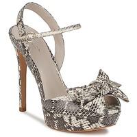 Pantofi Femei Sandale și Sandale cu talpă  joasă Bourne MOLLIE Gri