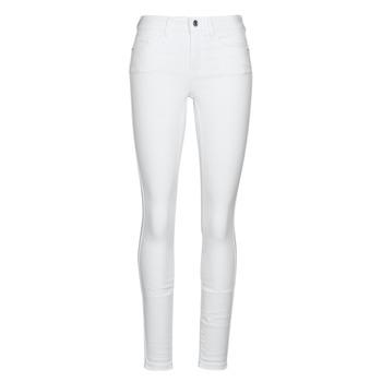 Îmbracaminte Femei Jeans slim Vero Moda VMSEVEN Alb
