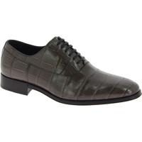 Pantofi Bărbați Pantofi Derby D&G CA5751 A2338 80720 grigio