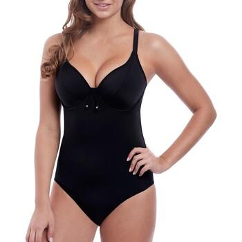 Îmbracaminte Femei Costum de baie 1 piesă  Freya AS3981 BLK Negru