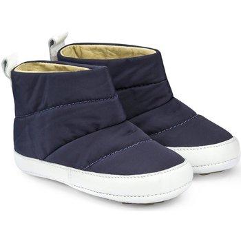 Pantofi Băieți Ghete Bibi Shoes Ghetute Baieti Bibi Afeto Naval Bleumarin