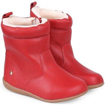 Pantofi Fete Ghete Bibi Shoes Ghete Fetite Bibi Rainbow Rosu Rosu