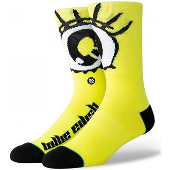 Accesorii textile Bărbați Sosete Stance Anime eyes galben