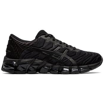 Pantofi Copii Pantofi sport Casual Asics Baskets enfant  Gel-Quantum 360 5 noir/noir