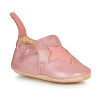 Pantofi Fete Papuci de casă Easy Peasy BLUMOO ETOILE Roz
