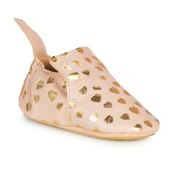 Pantofi Copii Papuci de casă Easy Peasy BLUBLU Roz