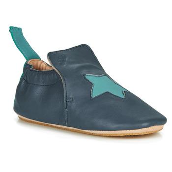 Pantofi Copii Papuci de casă Easy Peasy BLUBLU ETOILE Albastru