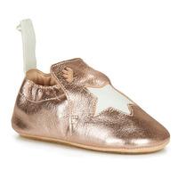 Pantofi Fete Papuci de casă Easy Peasy BLUBLU ETOILE Roz / Gold