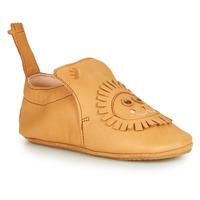 Pantofi Copii Papuci de casă Easy Peasy BLUBLU LION Coniac
