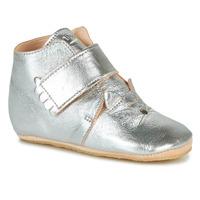 Pantofi Copii Papuci de casă Easy Peasy KINY CHAT Argintiu