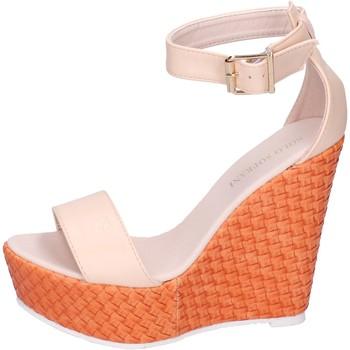 Pantofi Femei Sandale  Solo Soprani BN641 Bej